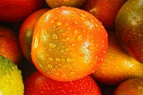 How to wash fruit and vegetables